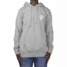 Felpa Obey Propaganda Seal Premium Hood Heather Grey