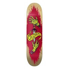 TABLA DE SKATE CRUZADE KNIFE HC 8.5''
