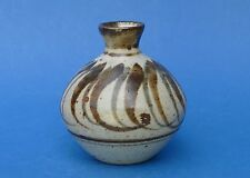 LOWERDOWN POTTERY - David Leach - Miniature Vase - Studio Seal Mark