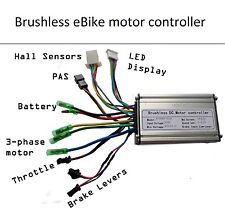 48V 500W Electric Bicycle eBike Brushless Motor Controller
