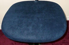Seat Cover for office chair (Seat Cover Only) NAVY BLUE
