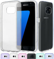 Samsung Galaxy S7 Housse Etui de protection Silicone Coque Fine TPU Gel