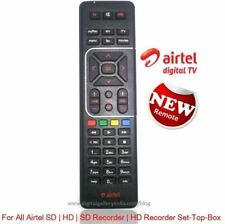 AIRTEL DTH RECORDING REMOTE FOR AIRTEL DIGITAL TV SD,HD & RECORDER STB