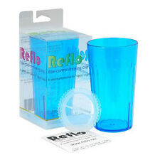 New Reflo Smart Cup Alternative To Sippy Cup BPA & Phthalate Free Training Cups
