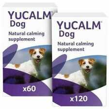 Lintbells Yucalm Dog Calming Supplement Tablets for Stress & Anxiety