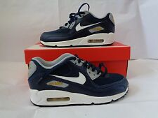 nike air max 90 (GS) trainers 307793 417 sneaker shoes CLEARANCE**