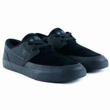 Dc Shoes Wes Kremer 2 S Black Black Skate Shoes BNIB All Sizes New Free Delivery