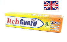 Itch Guard Cream Fungus Jock Dhobi Itch Anti Fungal Anti Bacterial 15g 25g