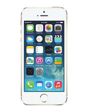 APPLE iPHONE 5S 16GB ✪ GOLD ✪  1 YR APPLE INDIA WARRANTY | BILL
