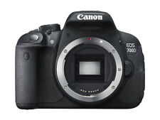 CANON 700D DSLR CAMERA BODY ONLY WITHOUT LENS 8-GB CARD,CARRYING CASE(SMP03)