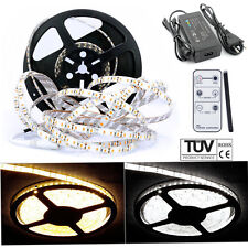 5-25M LED Strip e Set 2835 SMD 60 LEDs/m Strip Band Leiste Streifen Lichtleiste