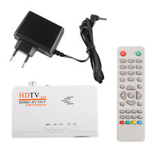 Pro HD 1080P With/Without VGA Version DVB-T2 TV Box Receiver Remote Control DP