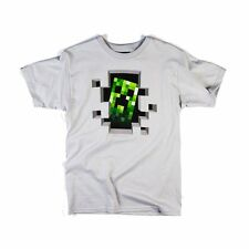 Camiseta Minecraft Creeper - T-Shirt - Producto Oficial
