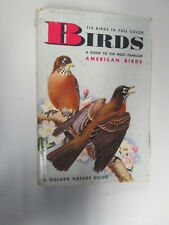Acceptable - BIRDS: A Guide To The Most Familiar American Birds - Herbert S. Zim