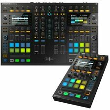Native Instruments Traktor Kontrol S8 DJ Controller With Traktor Scratch Pro ...