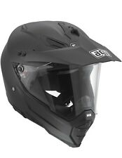 CASCO AGV AX-8 DUAL EVO MATT BLACK