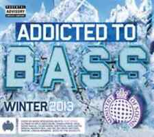 Various Artists-Addicted to Bass  (US IMPORT)  CD NEW