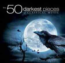 The 50 Darkest Pieces of Classical Music  (US IMPORT)  CD NEW