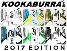 New Kookaburra 2016 Verve Blade Ghost Onyx Kahuna Lithium cricket bat stickers