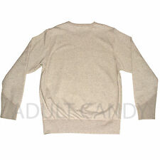New Mens Genuine Hugo Boss Crew Neck Grey Jumpers Pullover Sweaters XL RRP £80