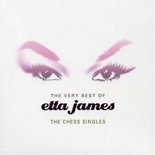 Etta James-Very Best of Etta James, The: The Chess Singles  (US IMPORT)  CD NEW