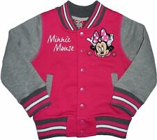 Disney Minnie Mouse Chaqueta - universidad NUEVO 92 - 128 De Entretiempo