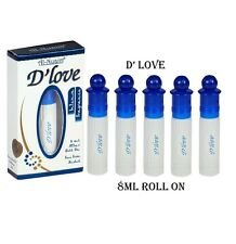 RF2  Al-nuaim D' Love & 11   Attars Alcohol Free Concentrated Perfume Oil