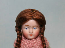 Penny Blonde or Light Brown Mohair doll wig size  5