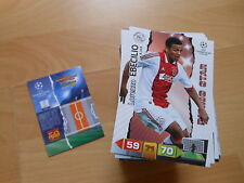 PANINI ADRENALYN CHAMPIONS LEAGUE 2011/2012 - Cartes aux choix (STAR & RISING)
