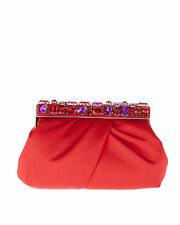DRAP BARCELONA borsa Pochette primavera/estate red