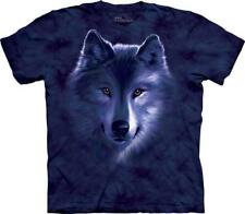 """The Mountain Kinder T-Shirt """"Wolf Fade"""""""