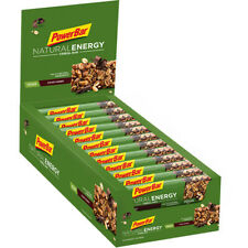 25,8€/kg Powerbar Natural Energy Cereal Kohlenhydrate Energie Riegel 24x 40g Box