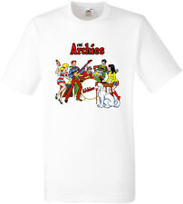 THE ARCHIES T SHIRT FRUIT OF THE LOOM