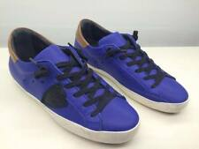 SCARPA UOMO PHILIPPE MODEL BLU/BLACK
