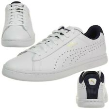1728b2e78750 Puma Court Star Crftd Men s Sneakers Shoes Leather White Doctor Shoes  359977 02