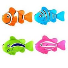 ROBO FISH WATER ACTIVATED BATTERY POWERED ROBOFISH CLOWN FISH KIDS TOY