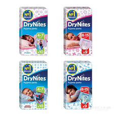 Huggies Drynites Pyjama Pants Girls/Boys