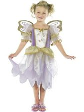Childrens Fairy Princess Girls Book Week Fancy Dress Kids Party Costume Outfit