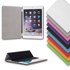 New Smart Magnetic Leather Stand Case Cover for Apple iPad 2 3 4 Air Mini + Gift