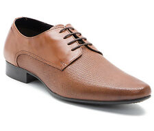 RED TAPE TAN COLOR FORMAL LEATHER  SHOES - RTR 0913