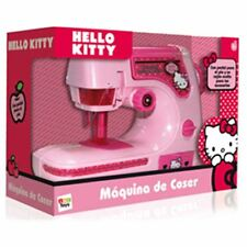 Maquina de coser hello kitty