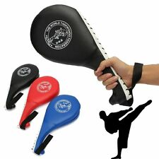 Taekwondo Double Kick Pad Target Tae Kwon Do Karate Kickboxing MMA Training