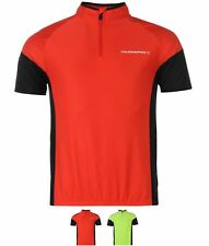 OCCASIONE Muddyfox Pantalone corto Sleeved Ciclismo Jersey Junior Red/Black