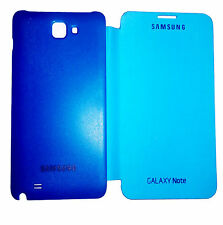 High Quality Flip Cover With Frosted Back for Samsung Galaxy Note SGH-I717