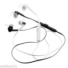Bluedio M2 In-ear Bluetooth 4.1 Headset Stereo Sport with Mic Color Black/White