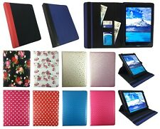 Universal Wallet Case Cover for Xoro TelePad 96A3 4G 9.6 Inch Tablet