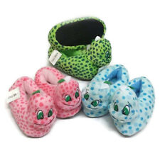 9 Pairs Children Kids Boys Girls Animal Bed Slippers Booties Night Shoes Job Lot
