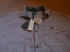 Mens Fat Face Shirt Size Small NEW!