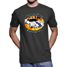 Ford GT40 Fast And Fierce Men`s Dark T-Shirt