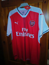 Arsenal     2016-2017 Extra Large Home shirt -  Last One    Fast Delivery